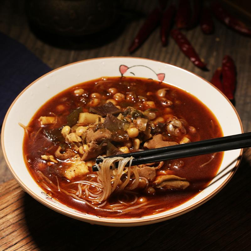老开元绵阳米粉265g*5袋装牛肉米粉肥肠米粉鸡肉香菇对浇米粉米线