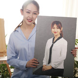 diy digital painting hand-painted custom gift couple coloring figure oil painting decorative coloring pictures
