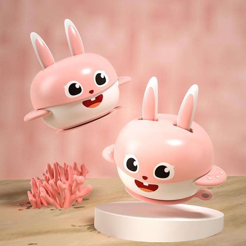 懒爸无忧/宝升婴儿童注水保温不锈钢吸盘碗宝宝辅食碗餐具碗套装