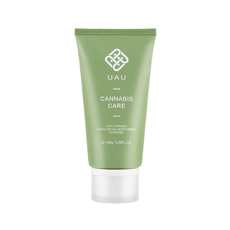 UAU泰国大麻叶补水洗面奶氨基酸敏感肌控油祛痘深层清洁泡沫洁面