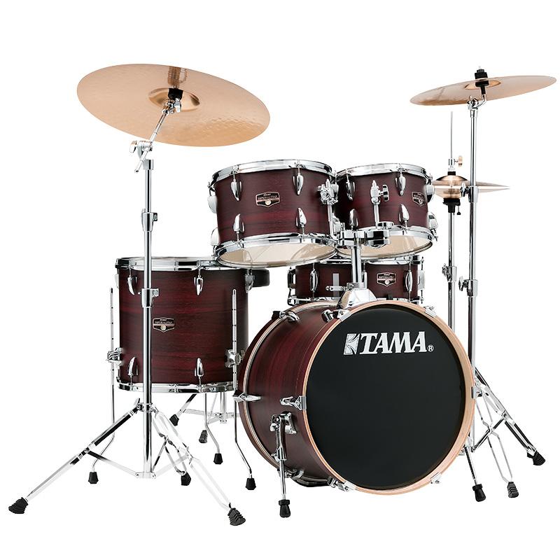 架子鼓爵士鼓套鼓五六鼓套装 IE 系列 IMPERIALSTAR 新版帝王之星 TAMA