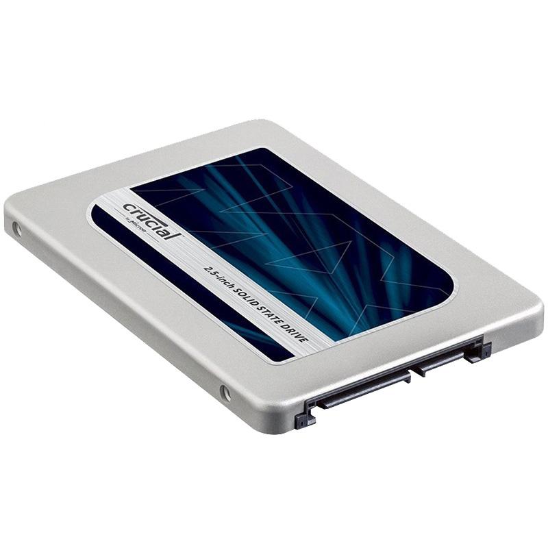 Crucial 英睿达 MX500 SATA3 固态硬盘 1TB589元包邮(补贴后587.67元)