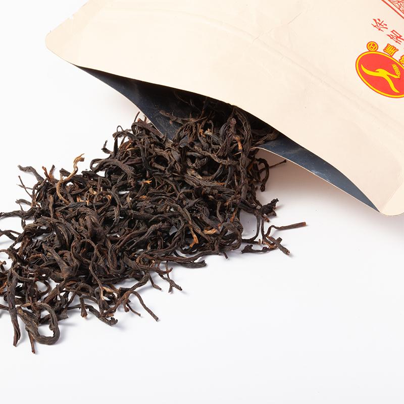 克 250 鸿雁茶叶正宗传统英德红茶鲜茶叶英德特产新品袋装