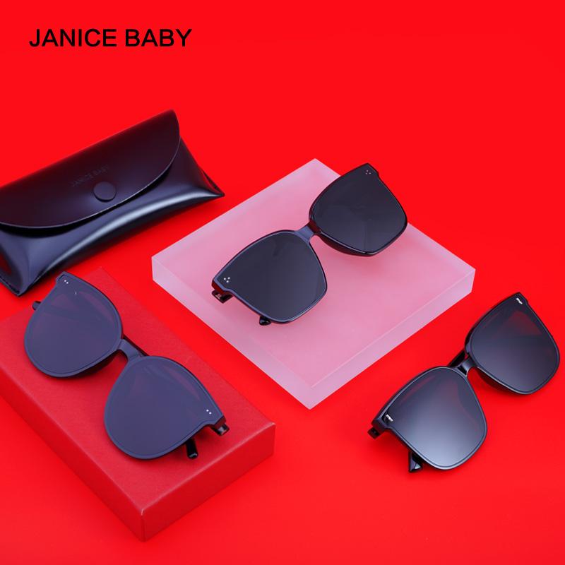 墨镜女夏季防紫外线防晒大脸太阳镜拍照偏光开车眼镜 年新款  2021 gm