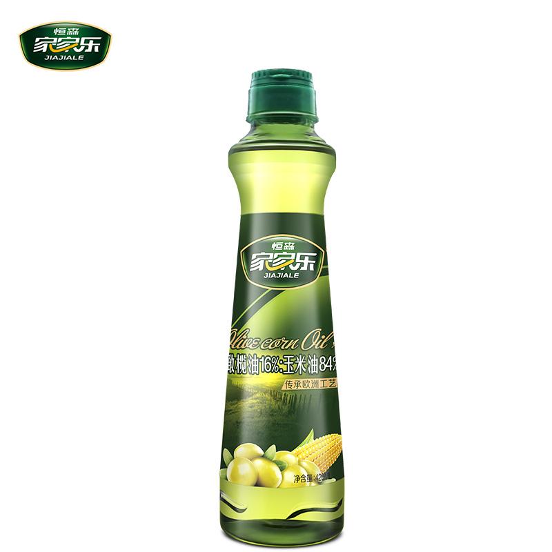 【非转基因】16%橄榄调和油