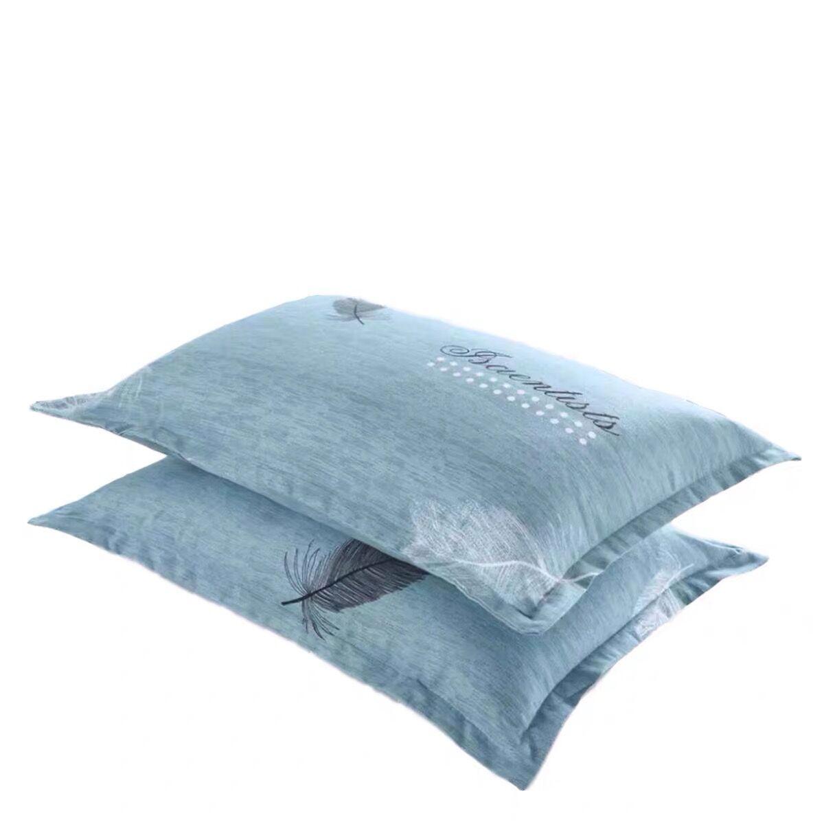 枕头枕芯一对装家用酒店枕头套装护颈椎枕单人双人学生宿舍整头男