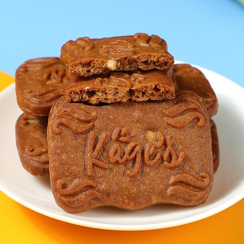 比利时风味焦糖饼干