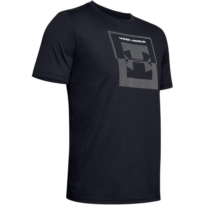 安德玛 男子训练 运动短袖T恤 1344229 74元