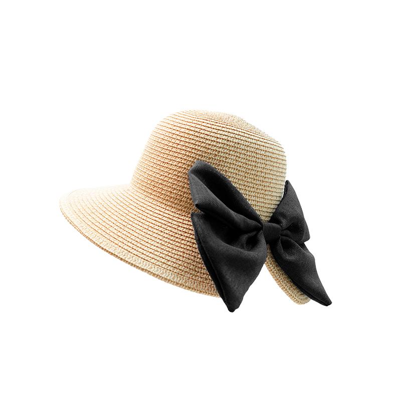 日本KAWATANI夏季户外旅游遮阳帽UVSENCUT系列可折叠物理防晒草帽