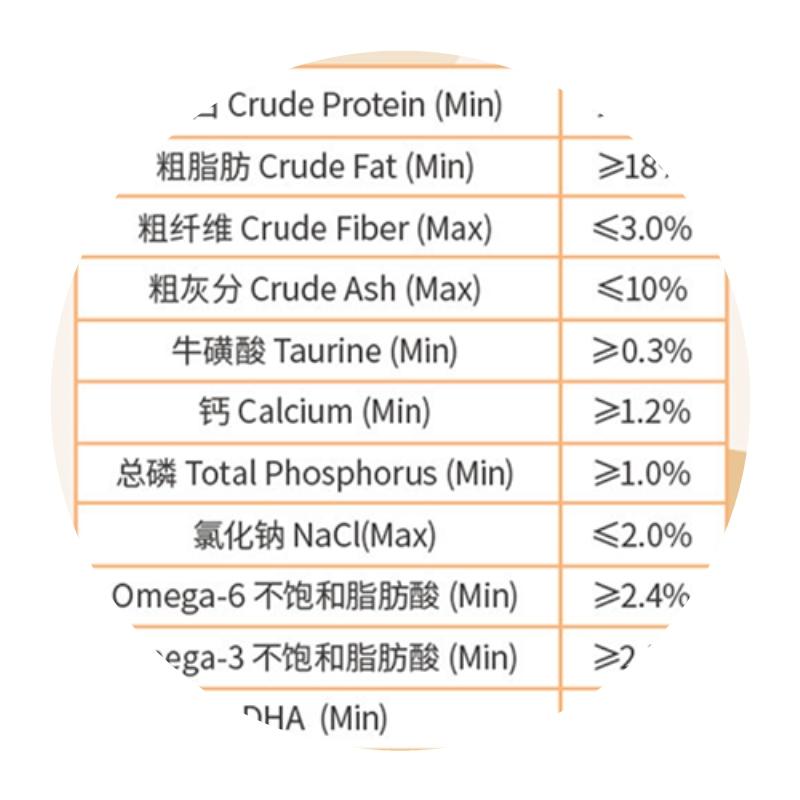 。猫粮6kg85%鸡肉味冻干成猫全价猫粮无谷天然粮通用<a href=