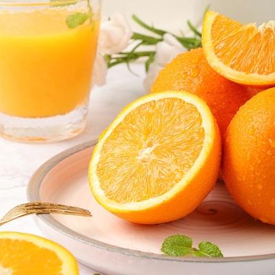 秭归脐橙春橙伦晚橙子香甜橙应季时令新鲜水果手剥橙超甜纯甜整箱
