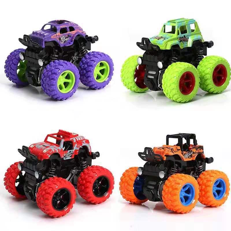 壮壮/惯性四驱越野车儿童男孩模型车