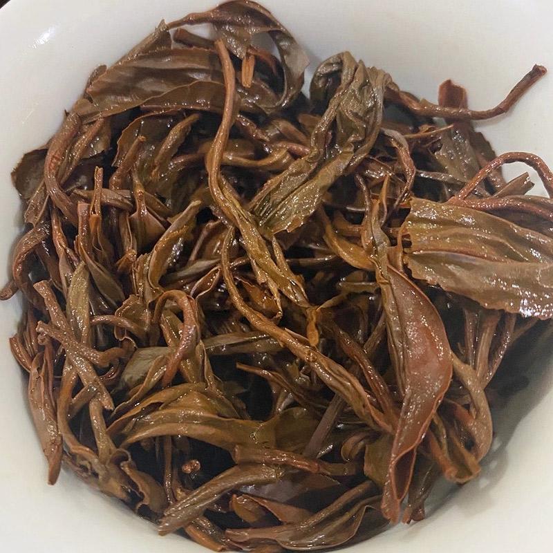 春茶上市送礼罐装 2021 英红九号英德红茶蜜香型 单芽金毫 明前英红