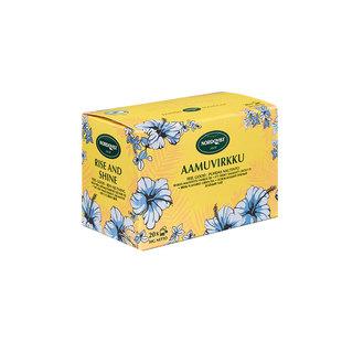 芬兰Nordqvist暖达芬早安绿茶提神姜味茶30g