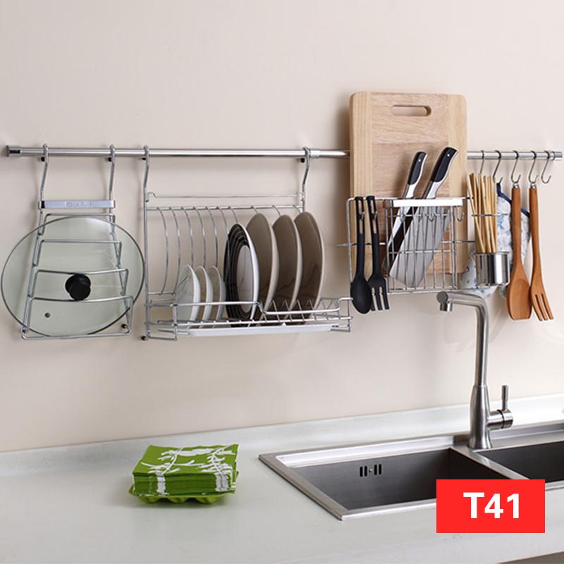 威万事/wellmax厨房挂件墙面置物架刀架调味架厨房挂架 专享