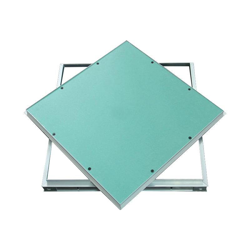 暗式检修口盖板装饰装修吊顶铝合金石膏板检查口维修口 申恒杰