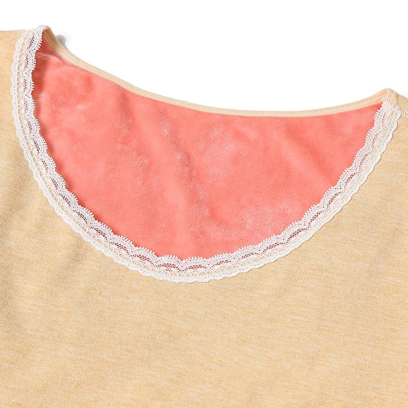 孕妇秋衣秋裤套装怀孕期秋冬睡衣产后哺乳喂奶月子服加绒保暖内衣