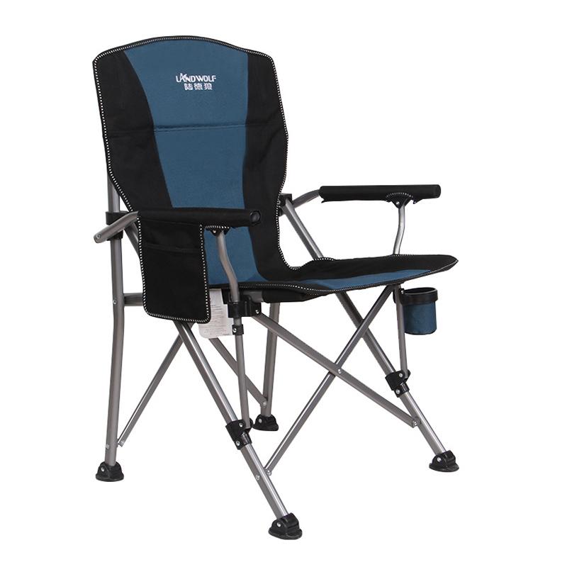 斤凳子导演椅钓鱼椅休闲椅桌 300 陆德狼户外折叠椅便携沙滩椅承重