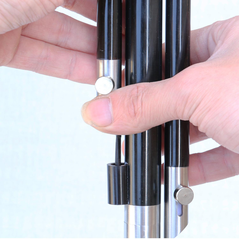 包邮 蓝孔雀乐器专卖 专业演奏型 葫芦丝 套装 黑檀木