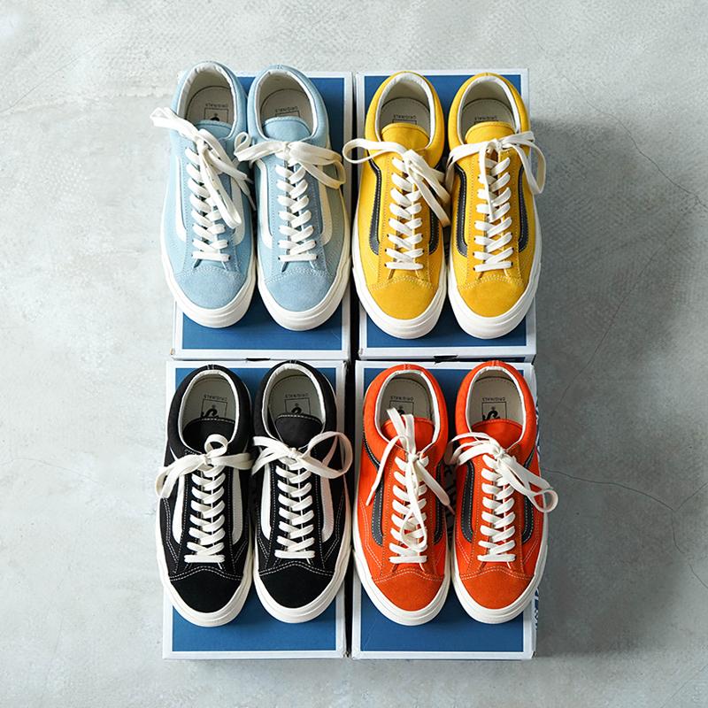 Vans Vault OG Style 36 LX 高端滑板鞋男鞋女鞋VN0A4BVE