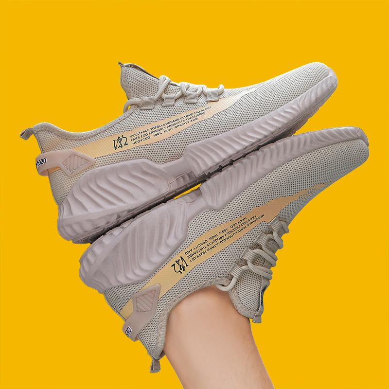 男士飞织椰子鞋运动鞋休闲鞋跑步鞋