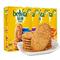 焙朗早餐饼300gX4盒谷物粗粮饼营养早餐饼干坚果牛奶味饼干亿滋