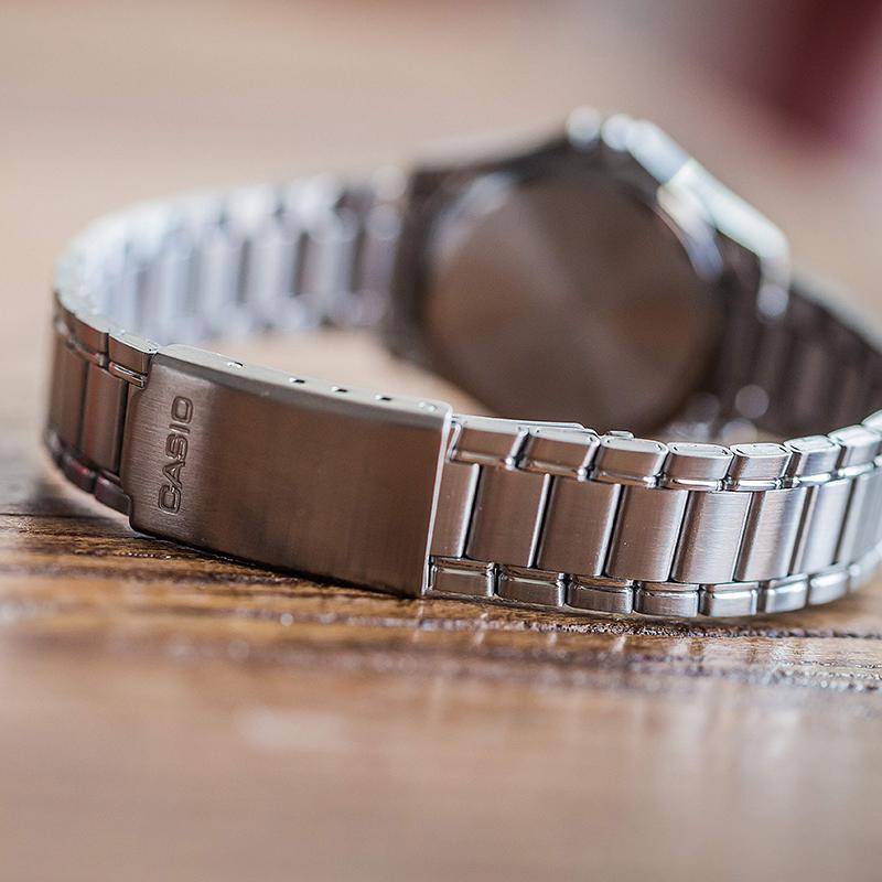 卡西欧手表女简约气质学生时尚小巧表盘防水女士名牌手表ltp-1183