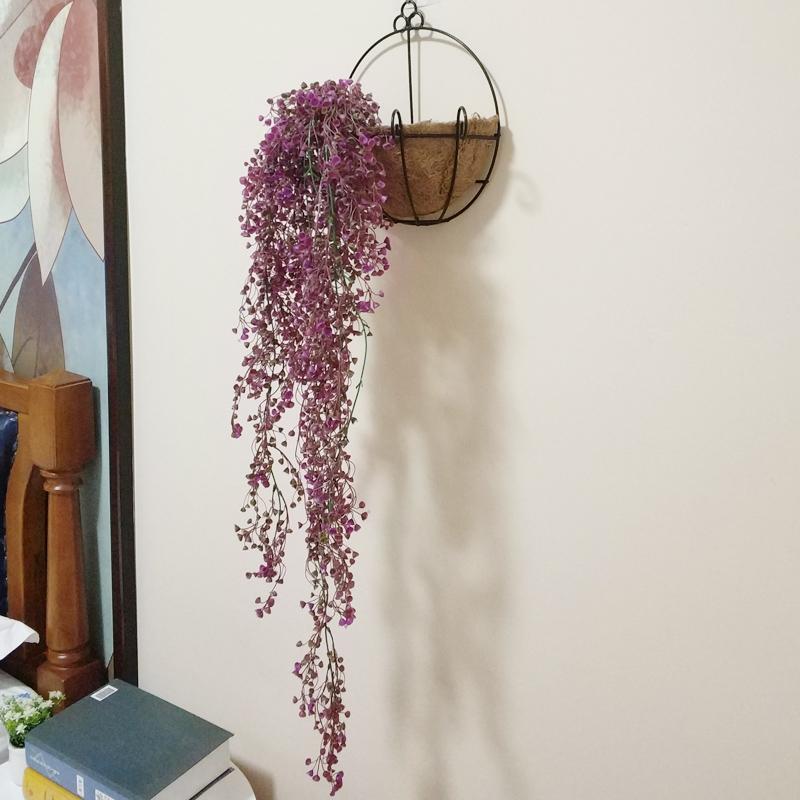挂花盆装饰卧室房间奶茶店铺墙面墙壁挂件创意客厅餐厅墙上装饰品