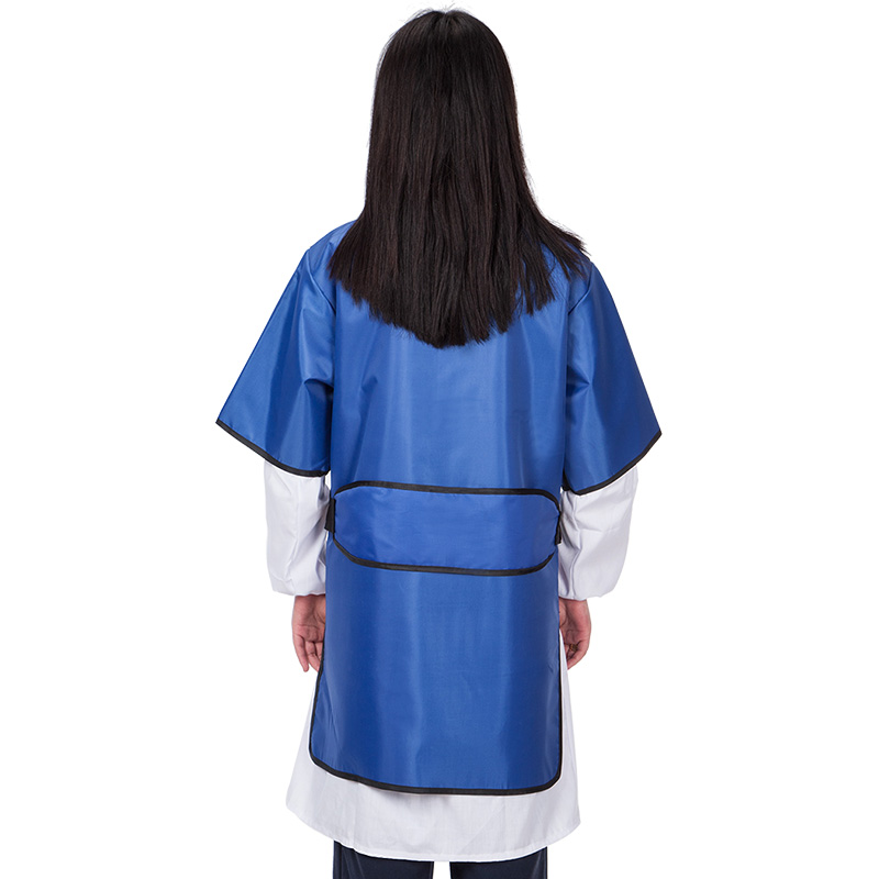 铅衣x射线防辐射服围脖帽眼镜放射专用防护套装放射X光防护服包邮