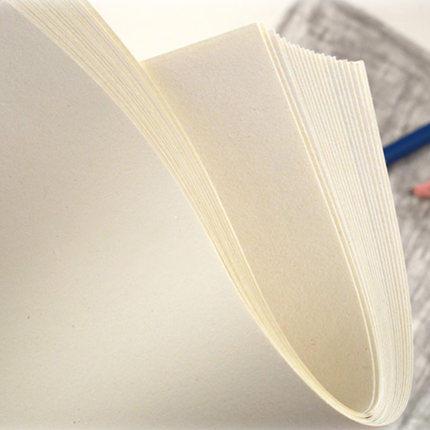学生铅画纸绘画用A4素描纸油画棒纸图画纸A5 A4 A3铅画纸画画纸