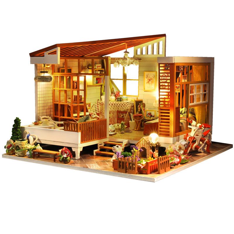 音乐盒八音盒diy手工木质女孩创意生日礼物七夕情人节欧式送女生