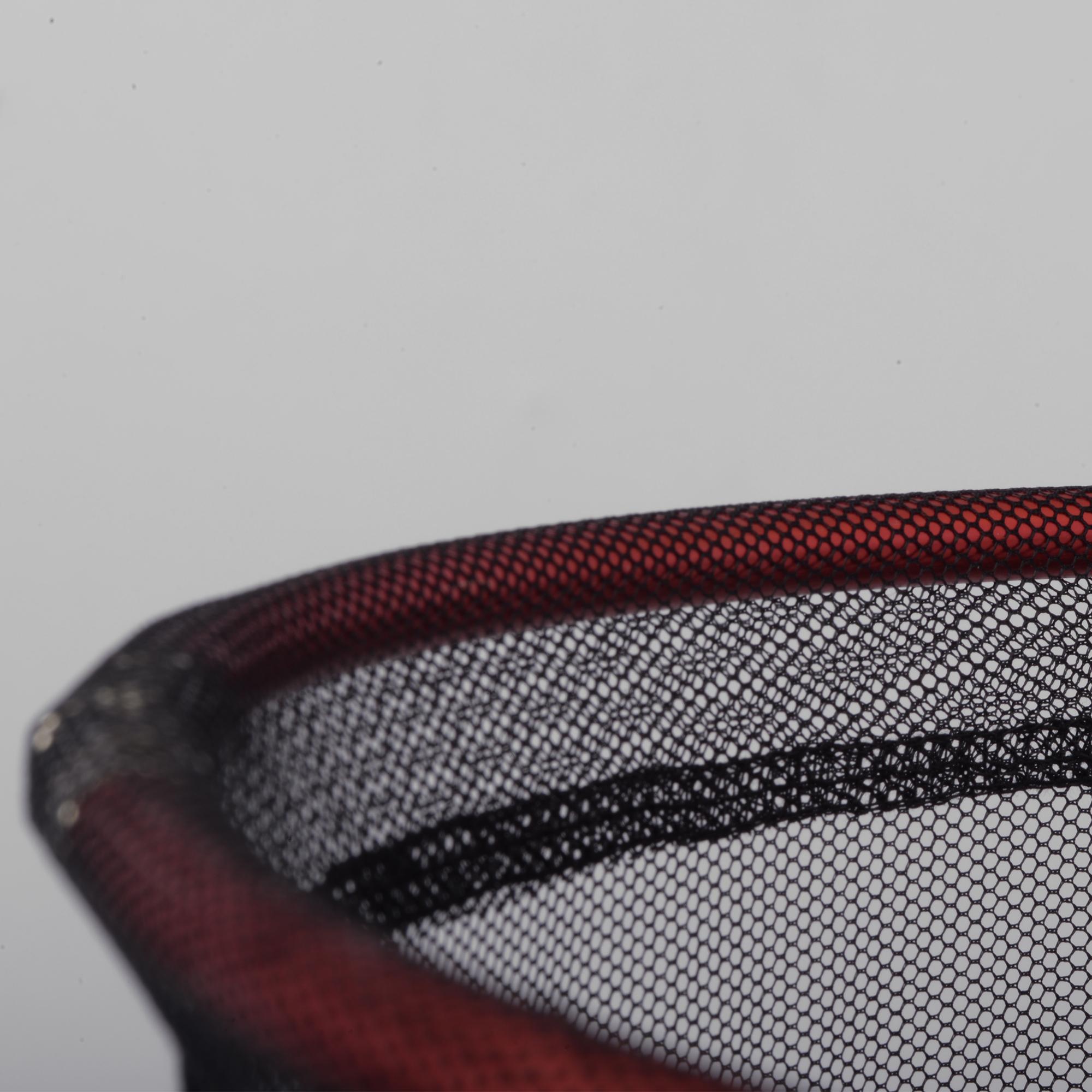 可折叠竞技网头 纳米防挂  速干不粘水抄网头 钩轻量高强度钢圈