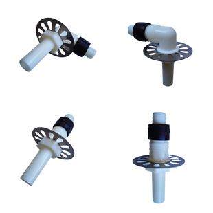 洗衣机下水管地漏接头排水管防溢水防返水转换接头专用直角弯头