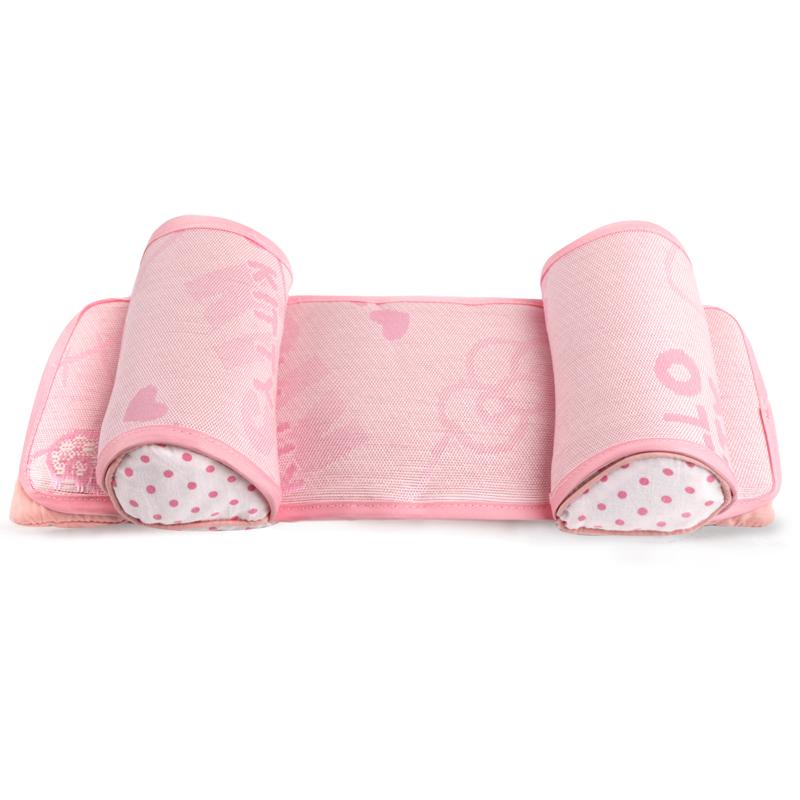 婴儿枕头矫正头型防偏头定型枕新生儿0-1-3岁宝宝儿童枕秋冬透气