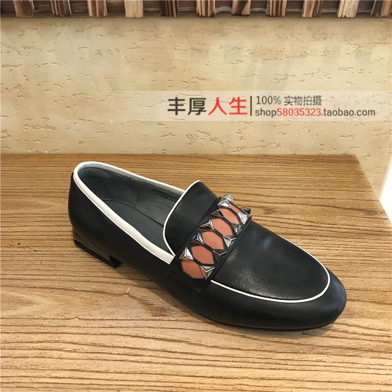 M191405371 春款新品金属装饰单鞋女 2019 米奥 MIO 专柜正品国内代购