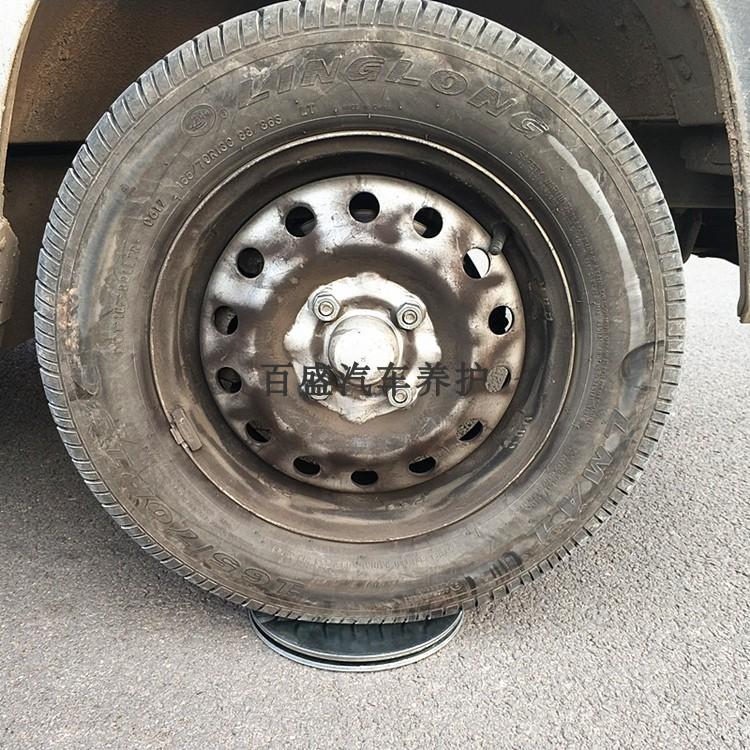 教练车专用台教不启动车子学员练习打方向保护轴承转盘不磨损轮胎