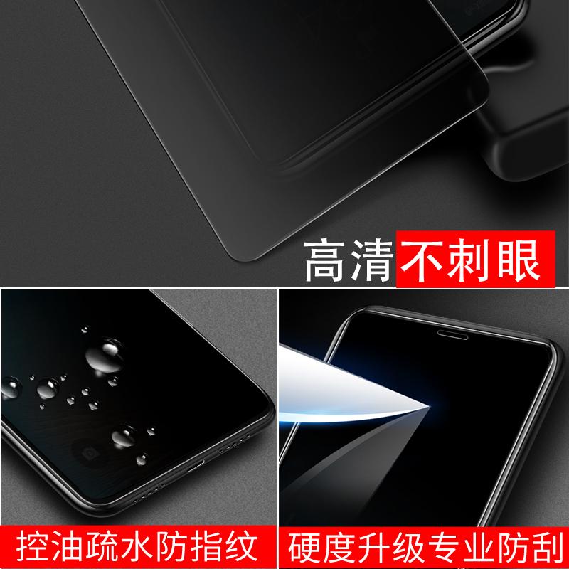柏奈儿iphone11钢化膜11pro苹果x全屏iPhonexr覆盖XR手机6/6s/7/8/8plus抗摔8p/Promax全包xsmax蓝光xs贴膜ip