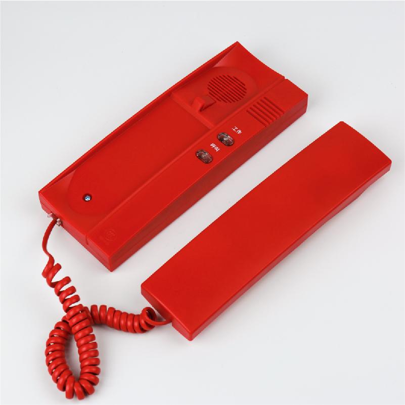 消防电话分机HY5716B总线式电话分机 泰和安青鸟利达通用