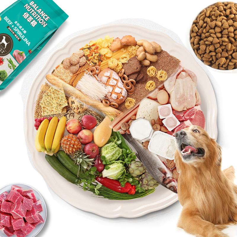 麦富迪狗粮佰萃粮2.5kg成犬百萃粮小体泰迪泰迪麦富迪小狗狗吃的优惠券