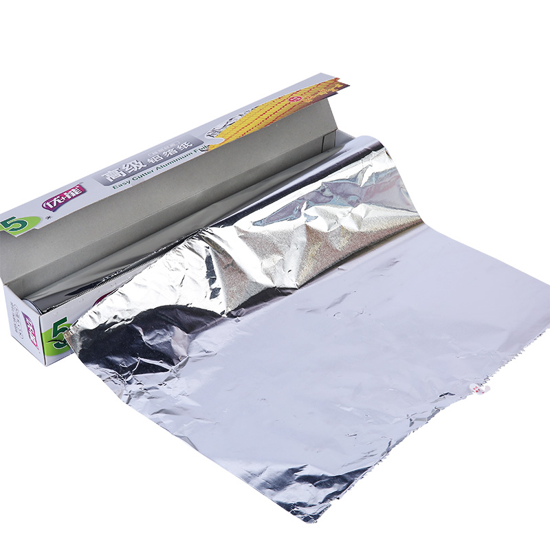 优能锡纸铝箔纸专用烧烤纸耐高温烤箱厨房家用烘培锡箔纸烘焙纸