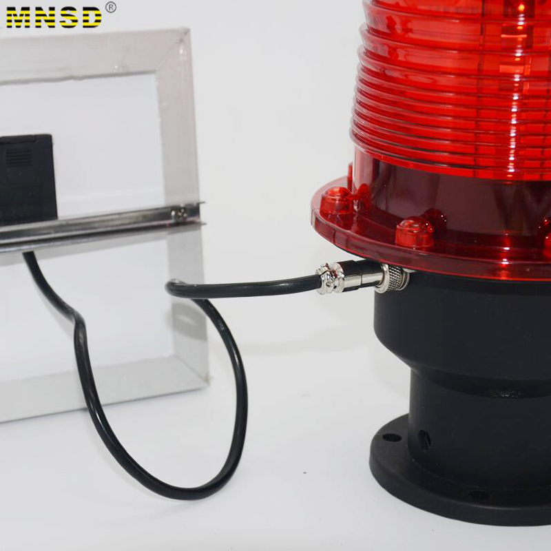 MNSD 航标灯/机场SAL-001航空障碍灯/太阳能信号灯/警示灯/楼顶灯