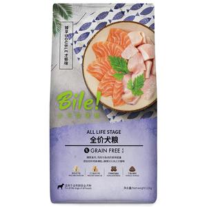 【618预售】比乐原味真骨粒成幼犬狗粮12kg