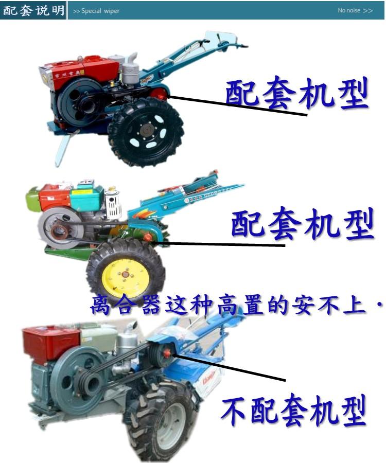 手扶拖拉机免摇启动器 小马力柴油机免摇器 启动机 无电瓶启动