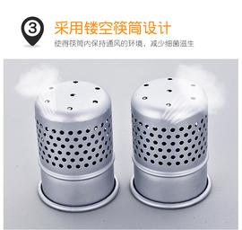 多功能筷子筒壁挂式笼子挂钩厨房置物架家用筷笼篓勺子筷子收纳盒