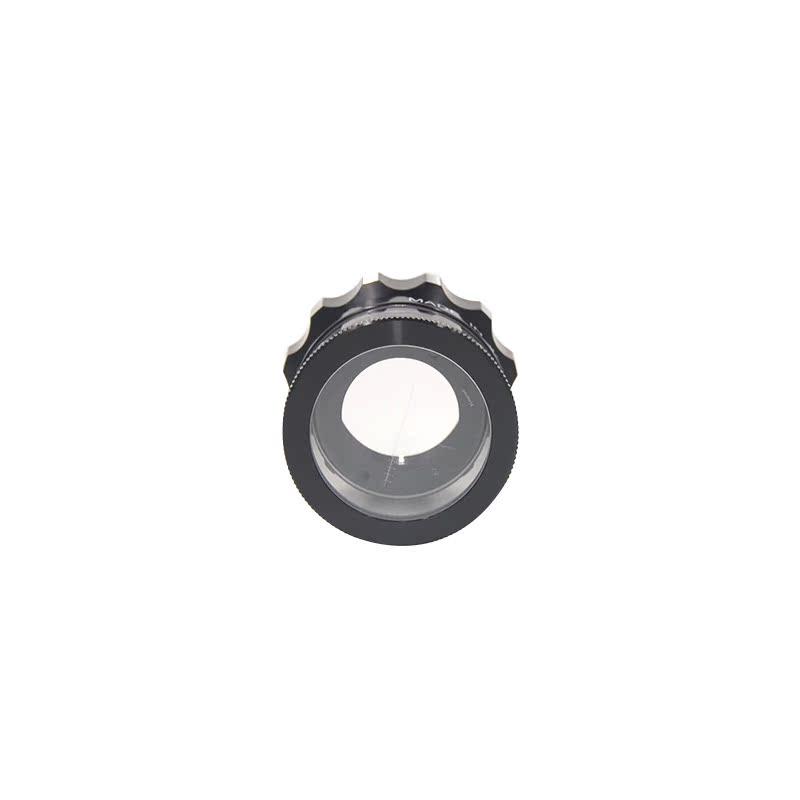 原装日本必佳PEAK 15倍圆筒带刻度放大镜 带尺测量目镜 2016-15X