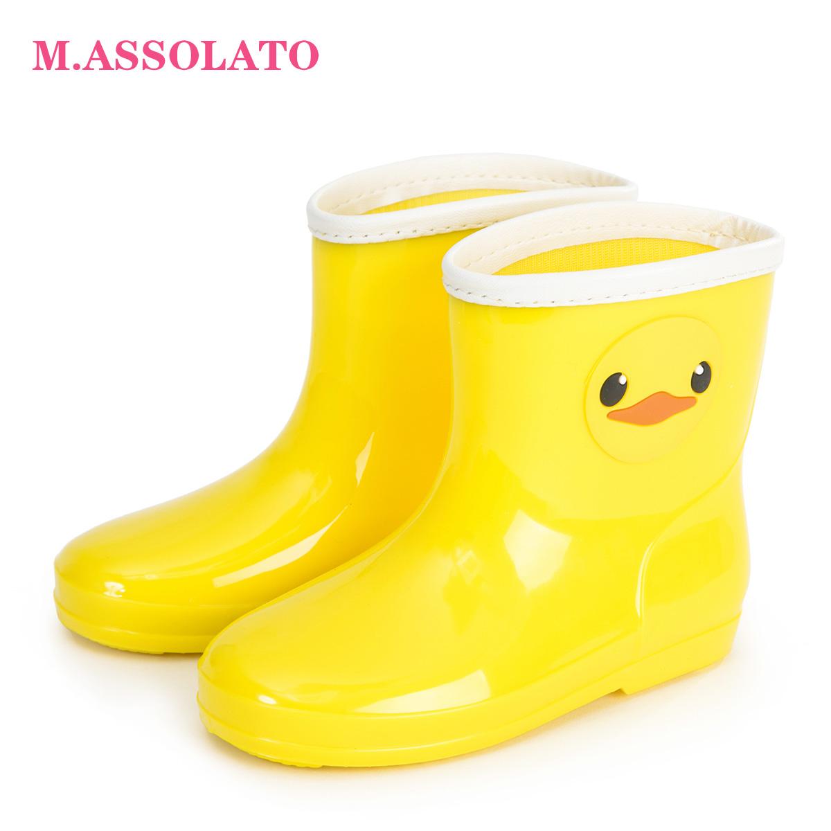 宝宝雨鞋儿童男童小童幼儿防滑胶鞋黄鸭女童小孩水鞋防滑可爱雨靴