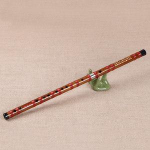 灵声乐器 董雪华笛子8881笛子竹笛横笛初学笛子 练习笛CDEFG调