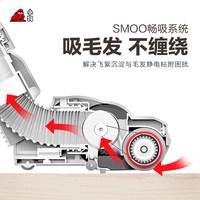 小狗无线吸尘器家用手持式强力小型推杆大吸力静音除螨机T10 Pro (¥1399)