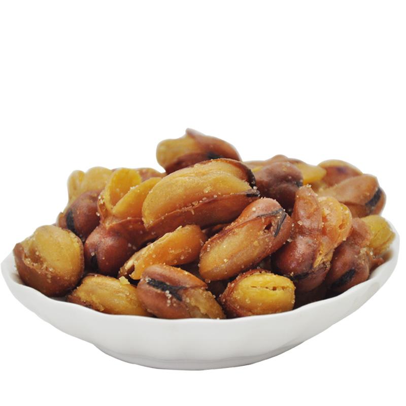 蚕豆牛肉味兰花豆3.4斤装香辣味馋豆酒店饭店ktv炒货坚果小零食