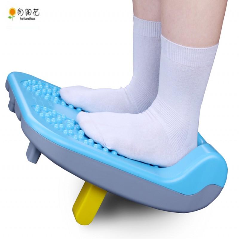 拉筋板臺灣向陽花健身踏板拉筋凳腳底按摩瑜伽減肥立式拉筋瘦小腿